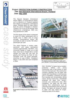 Airports and Industrial Sector [3]
