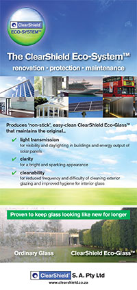 The ClearShield Eco-System: renovation-protection-maintenance